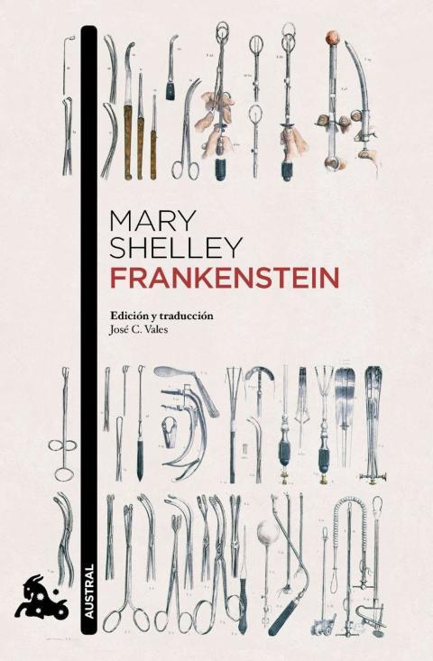 Frankestein de Mary Shelley