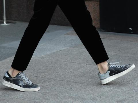 Las zapatillas Golden Goose son un símbolo de estatus en la USC.
