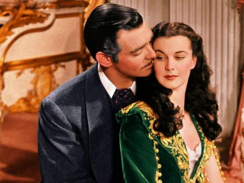 """""""Gone with the Wind"""" (1939) has been called out for its portrayal of slavery."""
