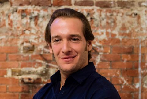 Guillermo Vicanti, cofundador y CEO de Bnext