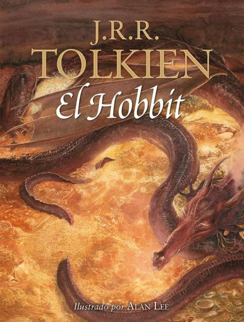 El Hobbit de Tolkien