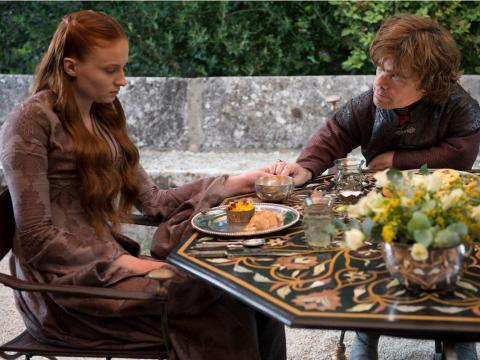 Tyrion was always kind to Sansa.