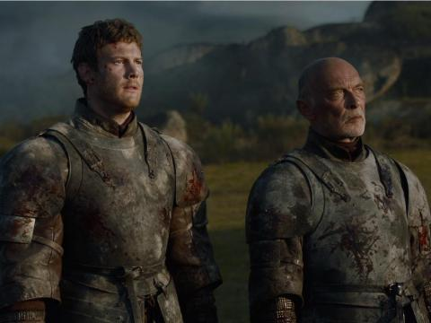 Dickon and Randyll Tarly were executed by Daenerys.