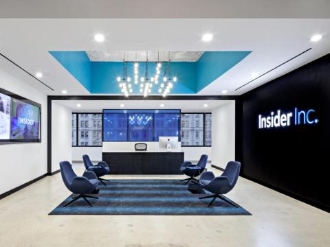 Insider Inc.'s office.