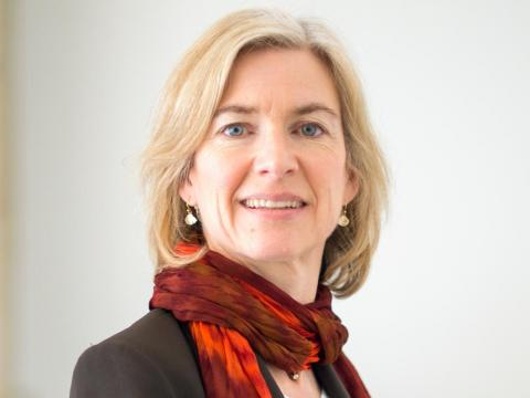 Jennifer Doudna, a professor at the University of California at Berkeley, helped invent blockbuster gene-editing tool Crispr