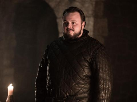 "John Bradley West plays Sam Tarly on ""Game of Thrones."""
