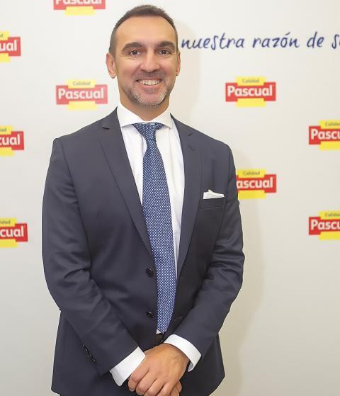 José Luis Saiz, CEO de Calidad Pascual