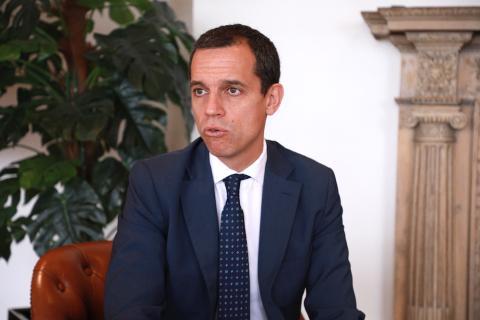 José María Palomares, presidente de Multinacionales por marca España
