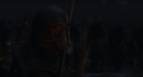 ¿Podéis distinguir a Grey Worm en la Batalla de Invernalia?