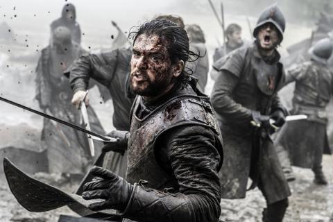 Juego de Tronos Jon Nieve Jon Snow