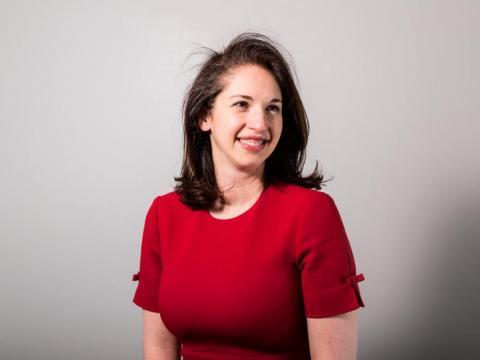 Karen Karniol-Tambour, jefa de investigación de inversión en Bridgewater Associates