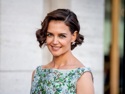 Katie Holmes acude a la gala de primavera de Ballet americano en 2018