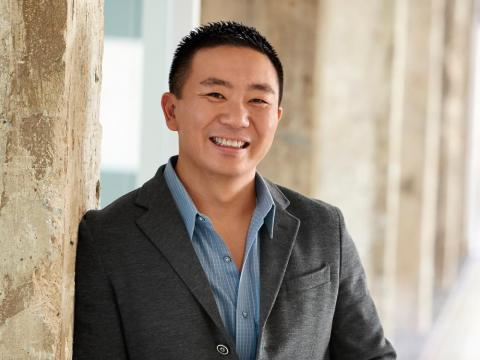 Kenneth Lin, fundador y CEO de Credit Karma, está transformando el negocio de puntuaje crediticio