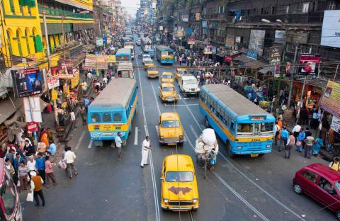 Kolkata, India.