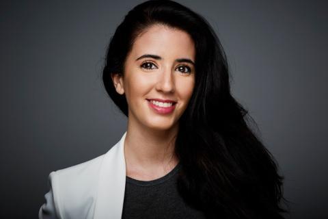 Laura Lozano, fundadora de Chargy