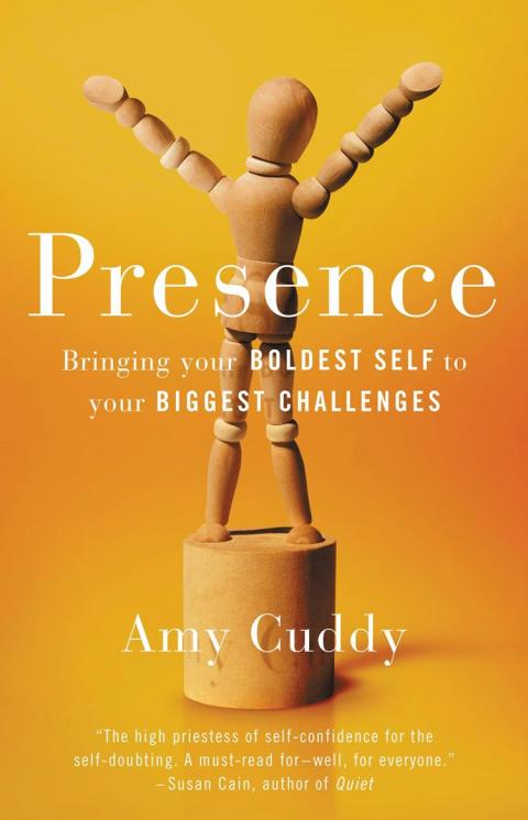Libro Amy Cuddy