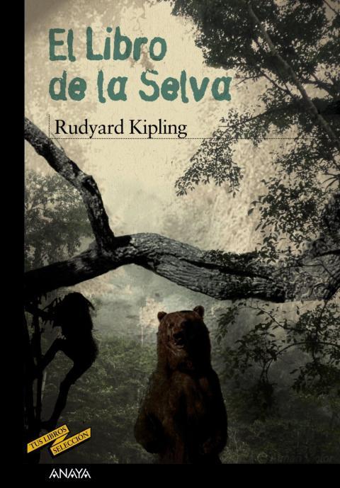 El libro de la selva de Kipling