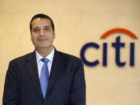 Manish Kohli, jefe global de pagos y gestión de cobros de Citigroup, está incrementando el enorme negocio de pagos del banco a través de la tecnología.
