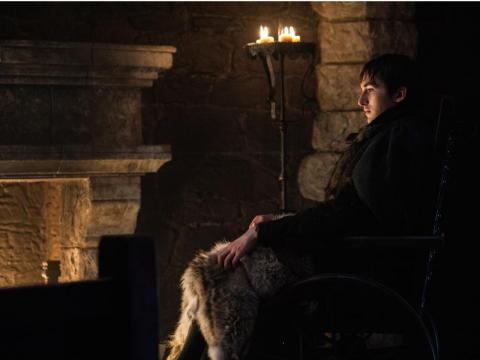 Who will Bran tell?