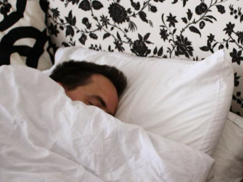 Es mejor dormir en un ambiente fresco.