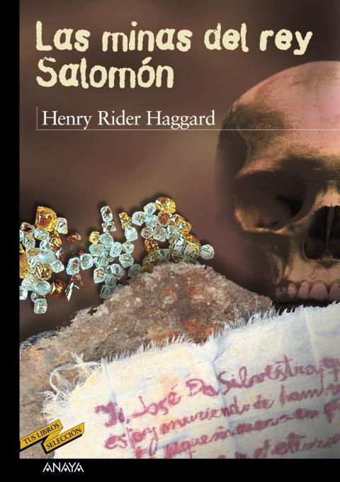 Las minas del rey Salomón de Henry Rider