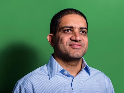 Omer Ismail, jefe de finanzas digitales para las Américas en Goldman Sachs, está creando una cultura de startup dentro de un banco aclamado de Wall Street