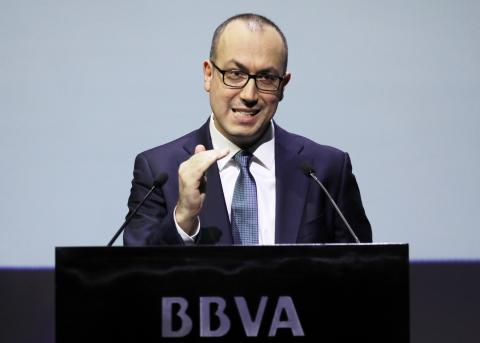 Onur Genç, consejero delegado de BBVA.
