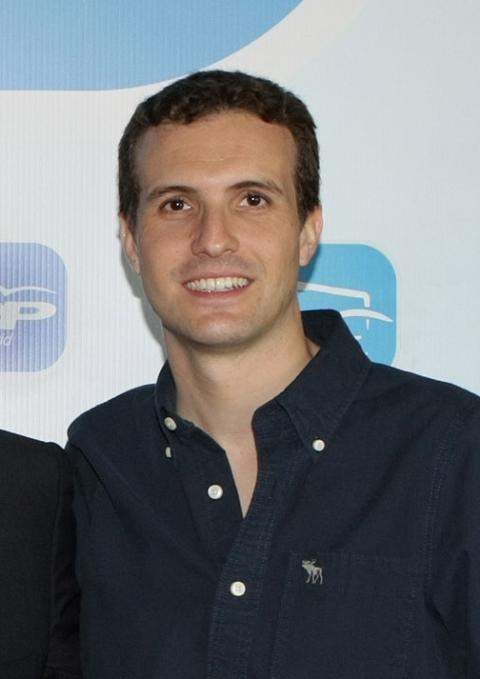 Pablo Casado 2011