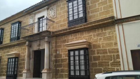 Palacio Govanes y Herdara en Osuna.