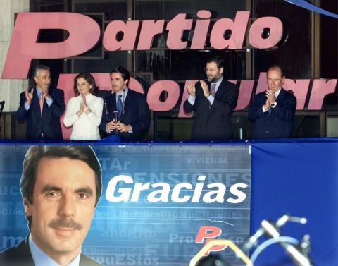partido popular elecciones 2000