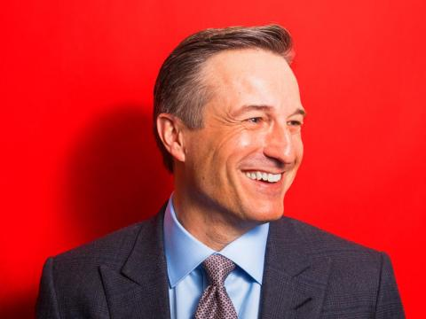 Paul Brown, the CEO of Inspire Brands, is assembling a restaurant empire