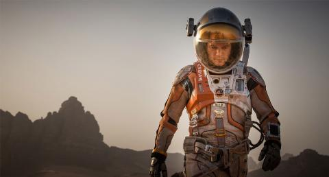 Película The Martian