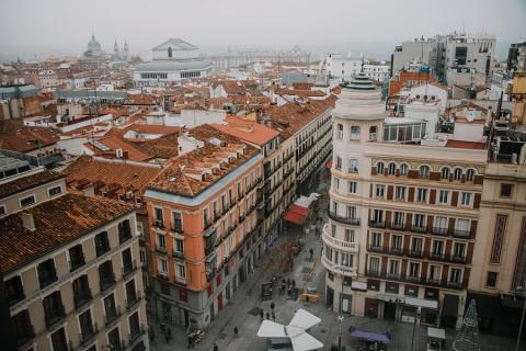 Pisos de Madrid
