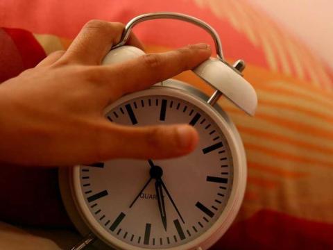 Posponer la alarma