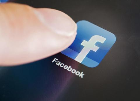 Posting an animated GIF to Facebook is easy and quick.