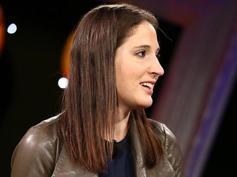 Rachel Holt, la jefa de nueva movilidad en Uber, está ayudando a las personas a vivir sin automóviles