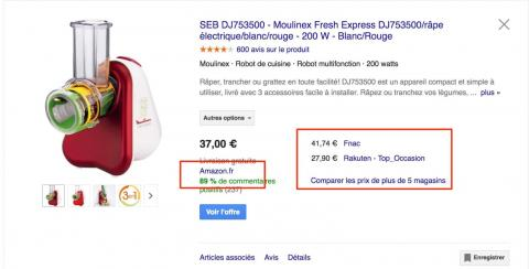 (re) Google Shopping
