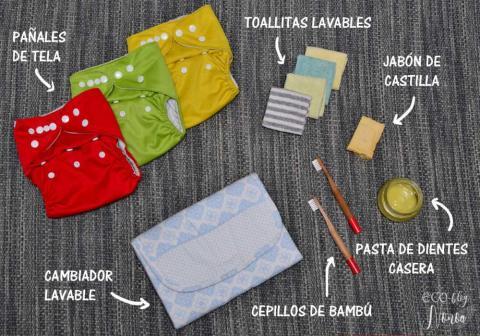 Residuo cero: alternativas para niños