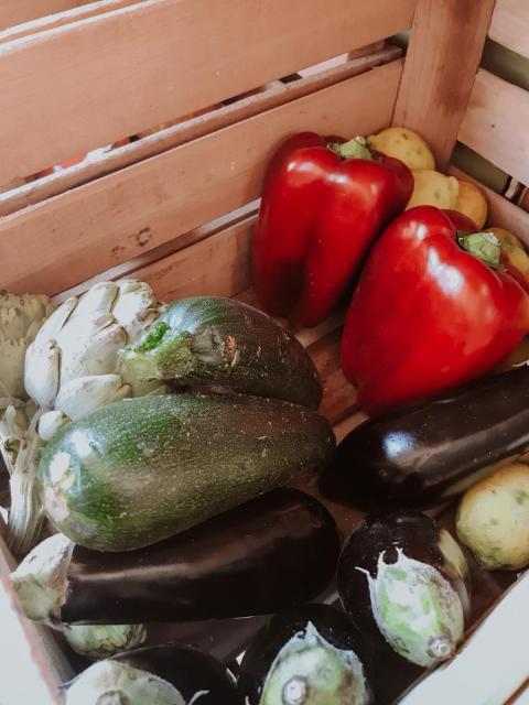 Residuo cero: comprar fruta
