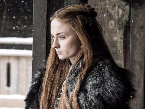 Sansa will rule the north as the Lady of Winterfell.