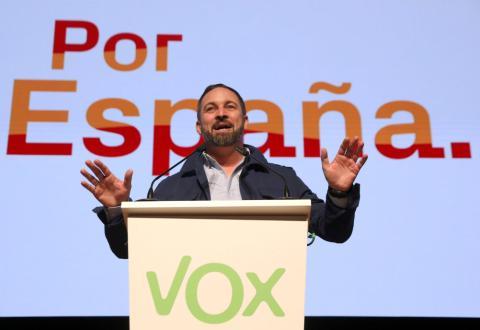 así es Santiago Abascal