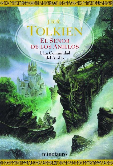 El señor de los anillos de Tolkien