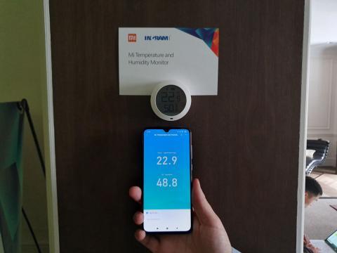 sensor humedad temperartura Xiaomi