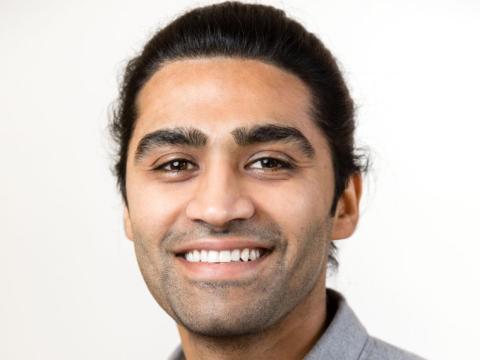 Shoaib Makani, cofundador y CEO de KeepTruckin, está cambiando la industria a través de la digitalización de los sistemas de registro.