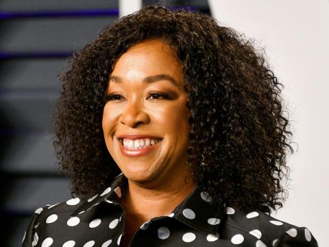 Shonda Rhimes, writer and producer and founder of Shondaland, changed the balance of power in the TV industry