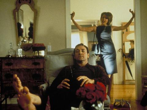 Kevin Spacey, la estrella de la película.