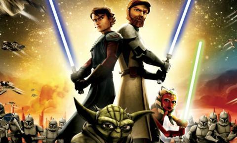 Start Wars: la guerra de los clones