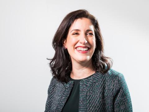 Tara Walpert Levy, la vicepresidenta de agency solutions para Google y YouTube, mantiene a los anunciantes tímidos en YouTube