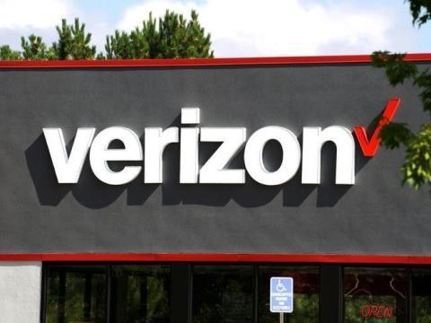 Una tienda de Verizon
