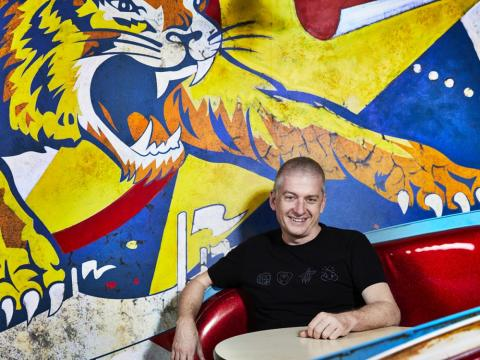 Tim League, the founder and CEO of Alamo Drafthouse, has crafted one of the most popular theater chains in the US